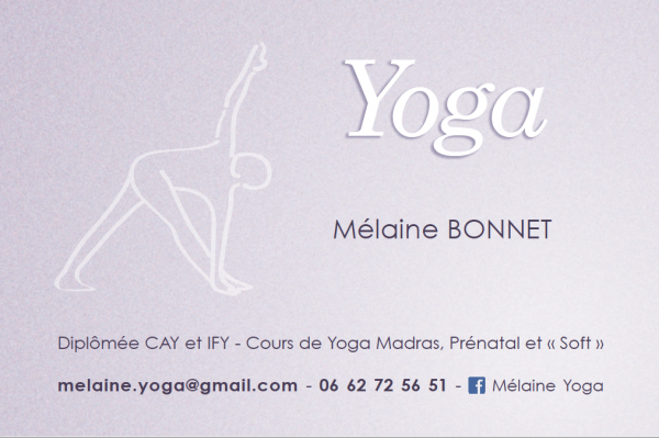 Mélaine Yoga REIMS